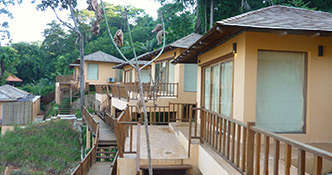 The Baan Sod Sai Hillside Villas
