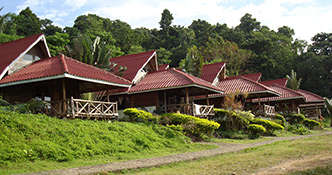 Phu Pha Buri Hill side Family Bungalows